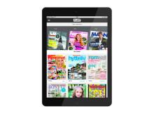 Egmont lanserer Flipp - strømmetjenester for magasiner
