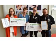 Vinnare Martin & Servera Utmaningen 2018