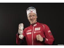 Johannes med 3 medaljer VM Hochfilzen