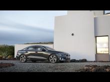 Premiär och säljstart för nya A3 Sedan