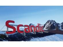 Scandic skilt