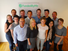 FundedByMe Team - September 2013