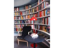 Aspuddens bibliotek pressbild