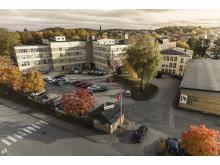 Pulsenområdet i Borås