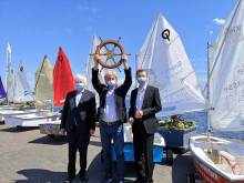 Uwe Wanger übernimmt das Steuerrad für die Saison 2020
