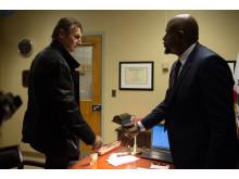 Liam Neeson och Forrest Whitaker i Taken 3