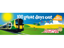 100 great days out with London Midland