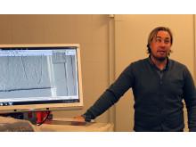 Rickard Långh, provningsingenjör Inspecta