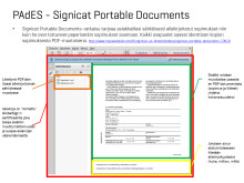 PAdES - Signicat portable documents