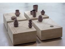 Installationsvy, Tonico Lemos Auad, NyMaterialism