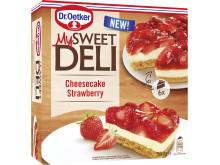Strawberry Cheesecake - My Sweet Deli