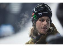 Ståle Sandbech kjørte mest stilfullt av alle i Aspen. Foto: Matt Pain / Snowboardforbundet