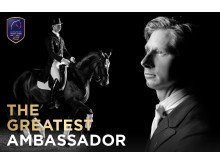 The Greatest Ambassador - Patrik Kittel
