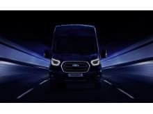 Ford Transit teaser