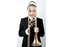 Daniel Hedin, trombon