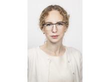 Sara Kristensson, kommunikationschef