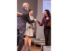 Professor Maria Faresjö mottar Barndiabetesfondens pris till yngre diabetesforskare