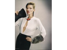 Kate Moss in Beyond Retro
