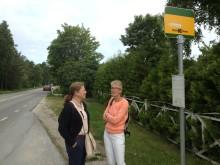 Helena Lundborg, chef verksamhetsutveckling och miljösamordning och Solveig Ekman, retailstrateg