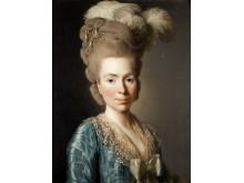Alexander Roslin, Porträtt av furstinnan Natalia Petrovna Golitsyn, född Tjernysjev, 1777