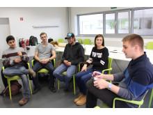 """Diskussionsrunden mit Studierenden zum Thema """"Gesundheit und gesundes Studieren"""""""