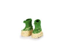 Famer's Gold StrawWool Boots
