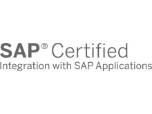 API PRO Certiferat av SAP