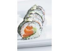 Norwegischer Lachs ist heute das beliebteste Sushi-Topping junger Japaner.