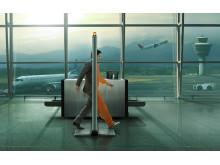 Airport Security Columbia - KeyArt Clean