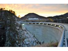 Sarvsfossen dam