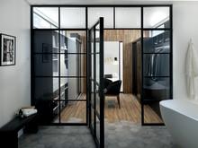 Schmidt-garderobe-walkincloset-oppbevaring-svart-hvitt-tre