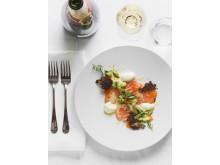 Aktiv Matlagning - Bollinger Special Cuvée med Salmalax