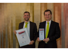 Award 'Innovations in agricultural technology'  for BPW