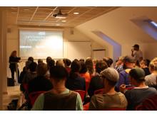 Hack för maten, 26 - 28 september 2014 Krinova