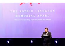 Award Ceremony, May 31