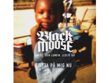 DJ Black Moose omslag