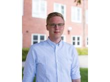 Daniel Johansson, Ordförande Studentkåren vid Högskolan Väst