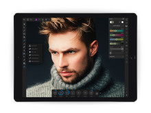 Affinity Photo for iPad retouching tools