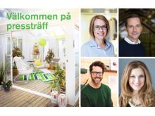 Pressträff Skånska Byggvaror 7 april 2016