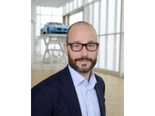 Stefan Nordström - vice VD i Bilia AB, Sverige