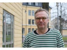 Håkan Nilsson, adjunkt i socialpsykologi, institutionen för hälsa och lärande vid Högskolan i Skövde