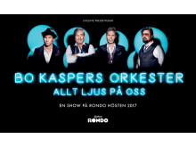 Bo Kaspers orkester - Allt ljus på oss