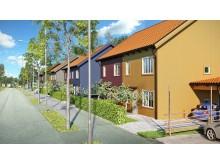 Visionsbild Brf Äppelhagen i Frestaby
