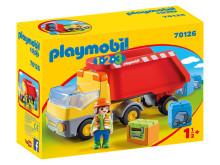 70126 Kipplaster von PLAYMOBIL 1.2.3