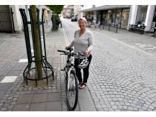 Anneli Karlsson, verksamhetsstrateg på Karlshamns kommun.