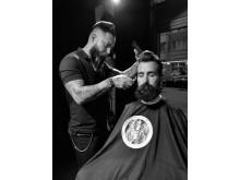 Siavash Damankesh, Barber Club Stockholm, Stockholm