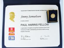Paul Harris Fellow