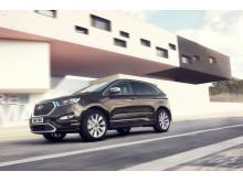 Bemutatkoztak Ford exkluzív felszereltségű Kuga Vignale és Ford Edge Vignale városi terepjárói