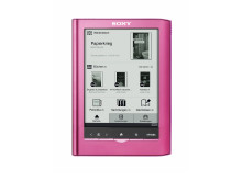 Reader Pocket Edition PRS-350 von Sony pink
