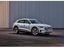 Audi e-tron 50 quattro (Gletsjerhvid)